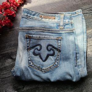Express rerock jeans bootcut